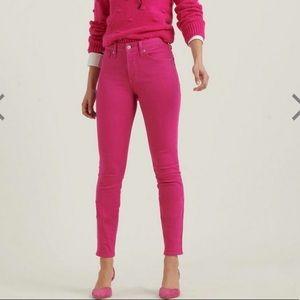 NWT Lucky brand skinny straight leg jeans